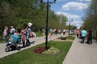 Митинг в День Победы в Центральном парке, Фото: 11