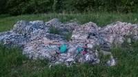 В Тульской области незаконно сжигали московский мусор, Фото: 3