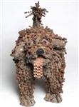 Скульптуры собак из велосипедных цепей, Фото: 5