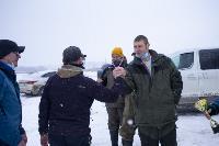 В Туле выбрали лучших рыбаков по ловле на блесну со льда, Фото: 74