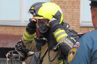 Учения МЧС: В Тульской областной больнице из-за пожара эвакуировали больных и персонал, Фото: 5