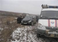 В Ленинском районе столкнулись внедорожник и ВАЗ-2115, Фото: 4