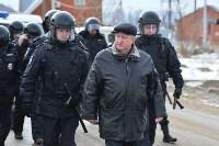 Бунт в цыганском поселении в Плеханово, Фото: 36