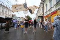 «Театральный дворик» стартовал с яркого карнавала, Фото: 7