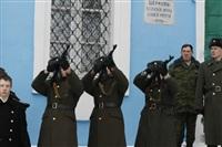 Никита Руднев-Варяжский, внук легендарного командира «Варяга» с визитом в Тульскую область, Фото: 27