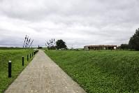 Монтаж экспозиции нового музея на Куликовом поле. Август 2016, Фото: 123