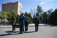 Молодые сотрудники Главного управления МЧС России по Тульской области торжественно приняли присягу, Фото: 22