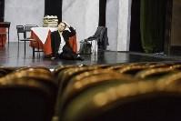 Репетиция в Тульском академическом театре драмы, Фото: 96
