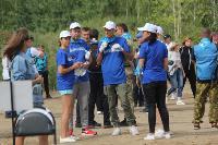 В Кондуках прошла акция «Вода России»: собрали более 500 мешков мусора, Фото: 31