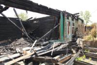 Сгоревший в Алексине дом, Фото: 4