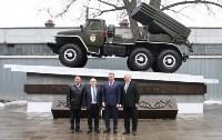 Алексей Дюмин посетил АО «НПО «Сплав», Фото: 1