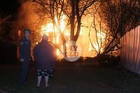 Крупный ночной пожар в Туле, Фото: 28