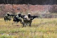 Стрельба, БТР и спасение раненых: в Тульской области бойцы Росгвардии неделю жили в лесу, Фото: 50