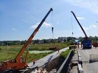 Ремонт Баташевского моста. 13.08.2019, Фото: 2