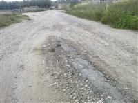 дорога к дому 8 по улице Гремицы г. Алексин, Фото: 2