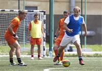 Тульские любители футбола сделали очередной шаг к заветным кубкам, Фото: 1