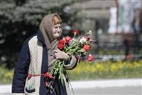 Празднование 69-й годовщины победы в Великой Отечественной войне на площади Победы. Тула, Фото: 100
