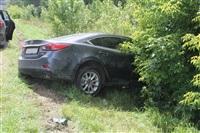 ДТП на трассе «Крым», «десятка» и Mazda. 25 июля 2013, Фото: 21
