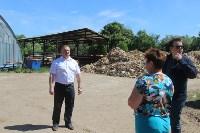 В Тульской области незаконно сжигали московский мусор, Фото: 10