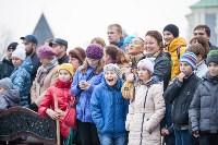 Средневековые маневры в Тульском кремле. 24 октября 2015, Фото: 42