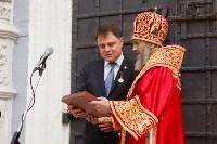 Вручение медали Груздеву митрополитом. 28.07.2015, Фото: 70