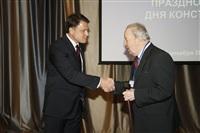 Награждение медалью медалью «За выдающиеся достижения в создании оборонной техники» Вячеслава Симачева, Фото: 75