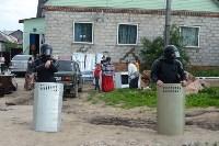 В Плеханово начали сносить дома в цыганском таборе, Фото: 3