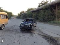 ДТП на ул. Новотульской, 12.09.2013, Фото: 1