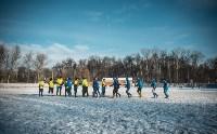 Снежный футбол по-тульски, Фото: 4