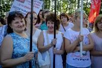 Митинг против пенсионной реформы в Баташевском саду, Фото: 28
