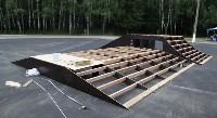 Строительство скейтпарка в Центральном парке., Фото: 12