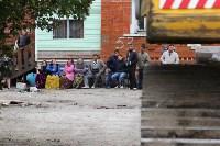 В Плеханово продолжается снос незаконных цыганских построек, Фото: 70