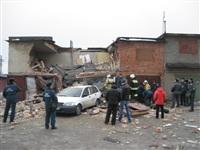 Взрыв баллона с газом на Алексинском шоссе. 26 декабря 2013, Фото: 5