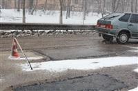 Ремонт дорог в Туле, Фото: 3