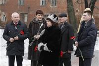 Открытие памятника Василию Жуковскому в Туле, Фото: 16