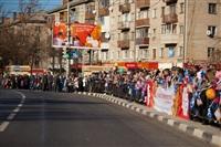 Второй этап эстафеты олимпийского огня: Зареченский район, Фото: 32
