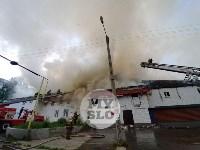 Пожар в Щекино, Фото: 19
