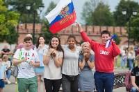 Матч Испания - Россия в Тульском кремле, Фото: 30