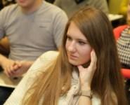 Денис Тихонов и Татьяна Лапаева на встрече с тульскими предпринимателями, Фото: 8