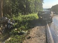 Жуткая авария в Заокском районе, Фото: 11