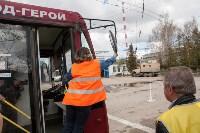 Конкурс водителей троллейбусов, Фото: 95
