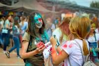 В Туле прошел фестиваль красок и летнего настроения, Фото: 13