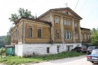 Юрий Андрианов посетил усадьбу Мосоловых в Дубне. 8 августа 2015, Фото: 1