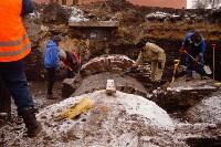 Как проходили раскопки в центре Тулы, Фото: 29