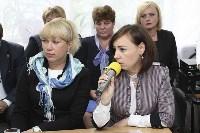 В Ясногорске Алексей Дюмин поручил привести в порядок городской парк, Фото: 4