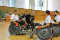 Чемпионат по регби на колясках в Алексине, Фото: 4