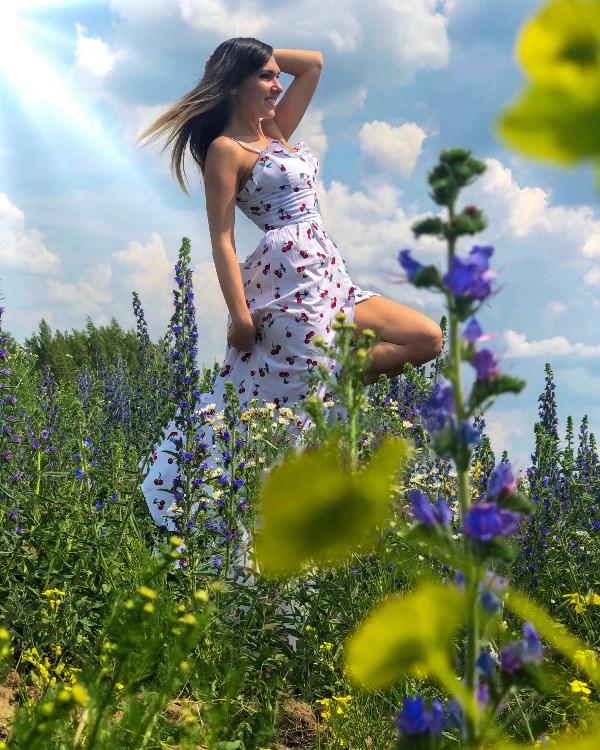 Любовь к полевым цветам - это навсегда!