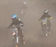 Юные мотоциклисты соревновались в мотокроссе в Новомосковске, Фото: 110