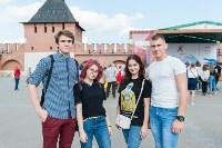 В Туле более 2500 учащихся вузов и колледжей посвятили в студенты, Фото: 117