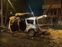 В Туле внедорожник протаранил такси: пассажир погиб, Фото: 6